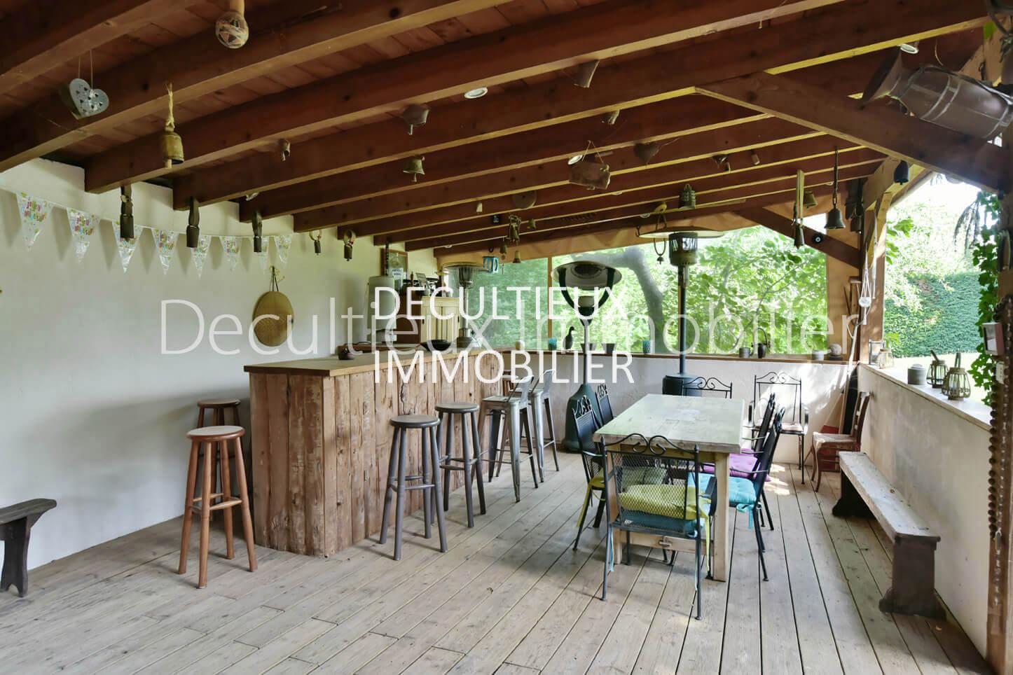 A 5 Mn De Limonest Village 69760 A Lissieu Superbe Cadre Propriete Familiale